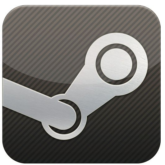 The desktop Icon for Steam. Owned by Valve