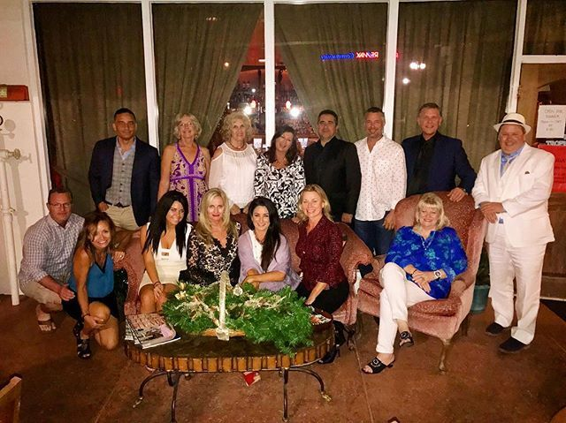 Got the #staff together for the #holidays! 🎁 🌲 🎉 #merryChristmas #happyholidays #seasonsgreetings #fun #festive #groupphoto #whrintl #welcomehomerealtyintl #buysellrent #realestate #jensenbeach #stuart #fl #florida #realtor #realtorlife #localrealtors - posted by Welcome Home Realty Int'l 🏡 https://www.instagram.com/whrintl - See more Real Estate photos from Local Realtors at https://LocalRealtors.com