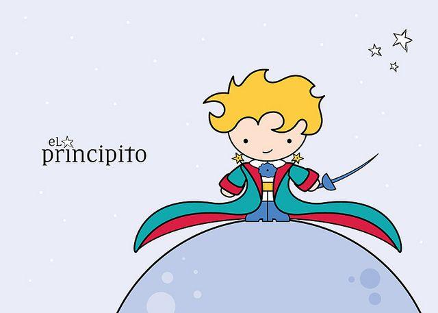 ... el principito ... by joy!design, via Flickr