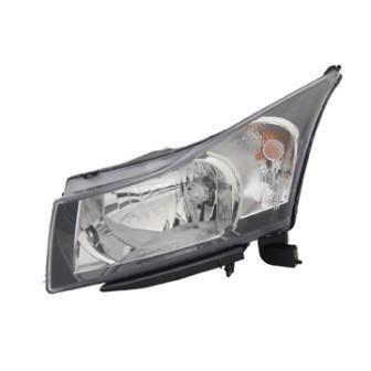 2011-2012 Chevy Cruze Headlamp Assembly LH (NSF)