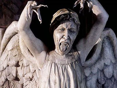 Doctor Who Weeping Angels | Weeping Angel from Doctor Who