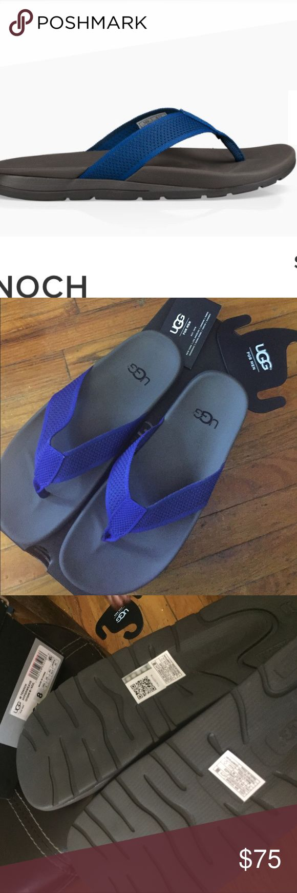 are ugg flip flops made in china