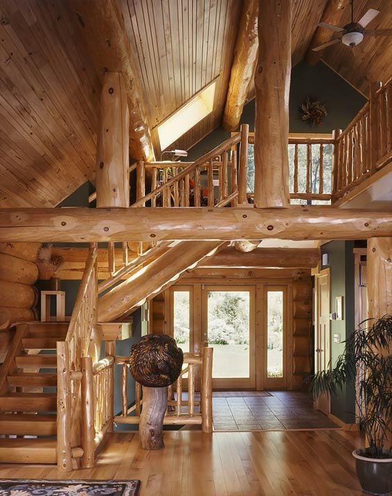 41 best color stain images on pinterest cabin fever for How to stain log cabin