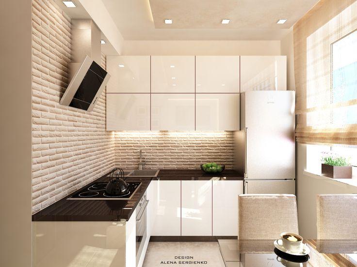 Проект небольшой современной квартиры. Обсуждение на LiveInternet - Российский Сервис Онлайн-Дневников