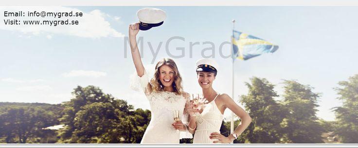 MyGrad är ett välkänt svenskt företag som säljer som studentmössor , kläder och övriga accessoarer online. Köp en fin studentmössa av hög kvalite på MyGrad.