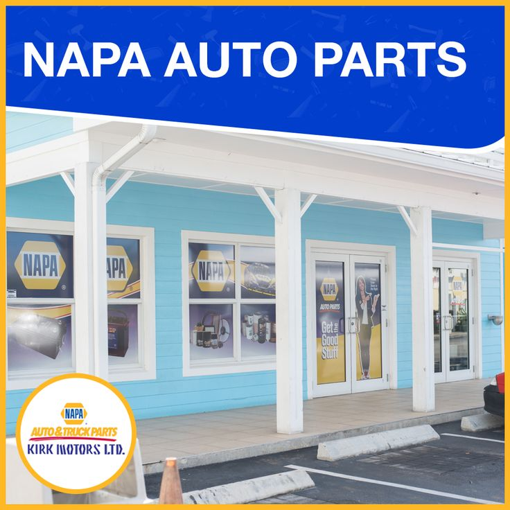 NAPA AUTO Parts conveniently located in Countryside Shopping Centre for all your auto needs! Open 8:30am-7:00pm Monday-Saturday. #kirkmotors #Napa #Savannah