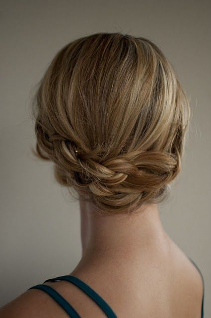 Another braided style - so pretty