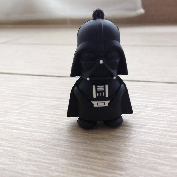 Disney® Star Wars Darth Vader Inspired USB 2.0 Flash Drive