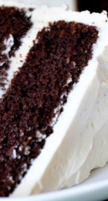 Unbelievable Chocolate Cake   Recipe   Recipes   Desserts   Pinterest   Chocolate cake, Cake and ...