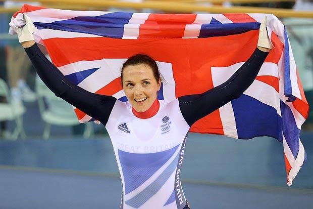Victoria Pendleton, Team GB