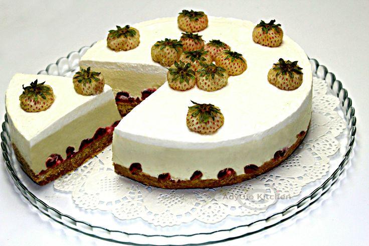 Cheesecake fara coacere cu ciocolata Ep21 Adygio Kitchen. Reteta video pas cu pas pentru Cheesecake fara coacere cu ciocolata - Adygio Kitchen. Episodul 21 din seria Dulciurilor si prajiturilor fara coacere - Adygio Kitchen.