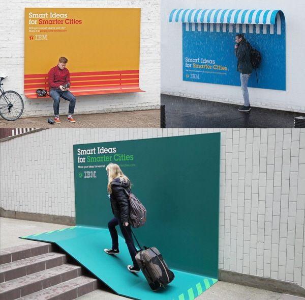 사면초가 옥외 광고, Dual Message로 위기를 탈출하라!
