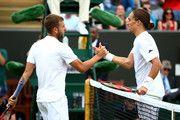 Alexandr Dolgopolov Photos - Day Three: The Championships - Wimbledon 2016 - Zimbio