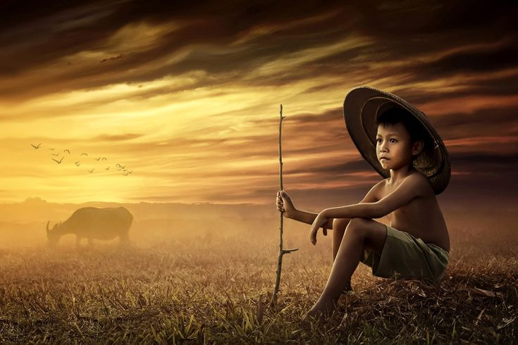 https://flic.kr/p/ib1eZU | Potret Sang Gembala | I just share about the otherside of Indonesian people with my simple photo art