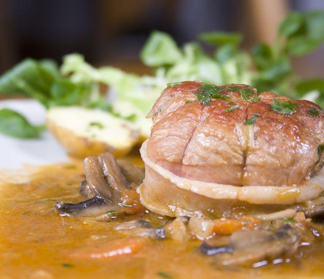 17 meilleures id es propos de paupiette de dinde sur - Cuisiner paupiettes de veau ...