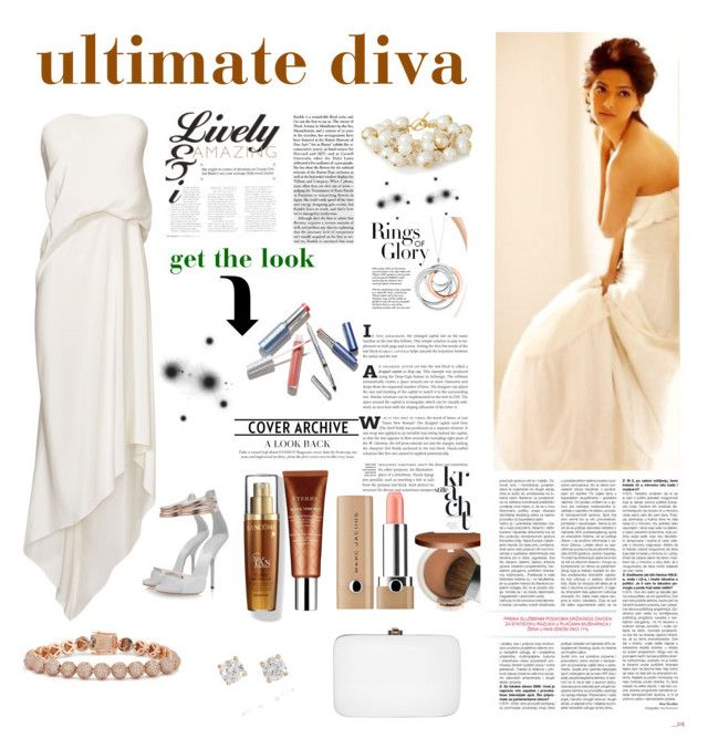 """""""ultimate diva"""" by preet310 ❤ liked on Polyvore"""