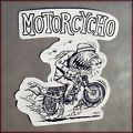 Rat Fink sticker decal vinyl motocycl...