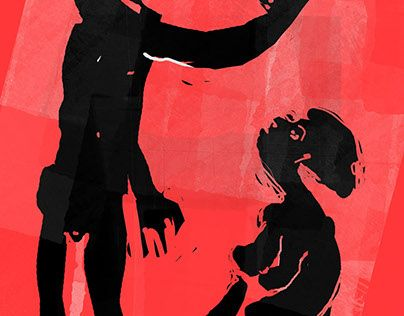 """Check out new work on my @Behance portfolio: """"Drama"""" http://on.be.net/1PpwqPL"""