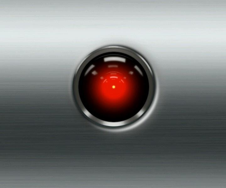 HAL 9000 eye | my inNERD GEEKdom | Pinterest | Hal 9000 and Eyes