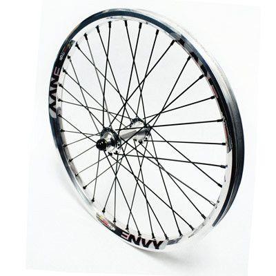 Free Agent bmx front race wheel
