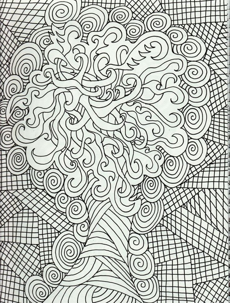 geometric challenging free adults coloring pages enjoy coloring
