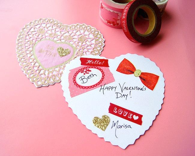 pretty love heart :)