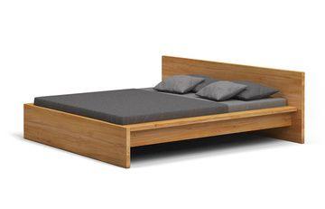Bett Massiv B31 A1w Kernbuche Dgl Schwebendes Bett Schwebebett Designer Bett