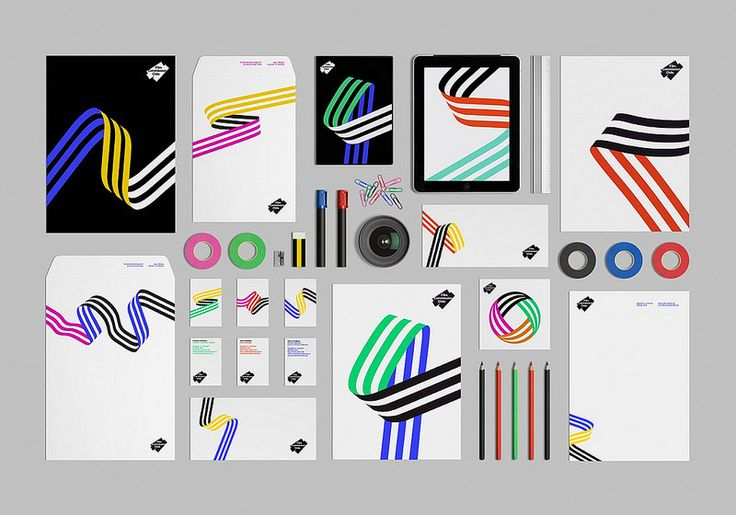Film Commission Chile branding by Hey Studio