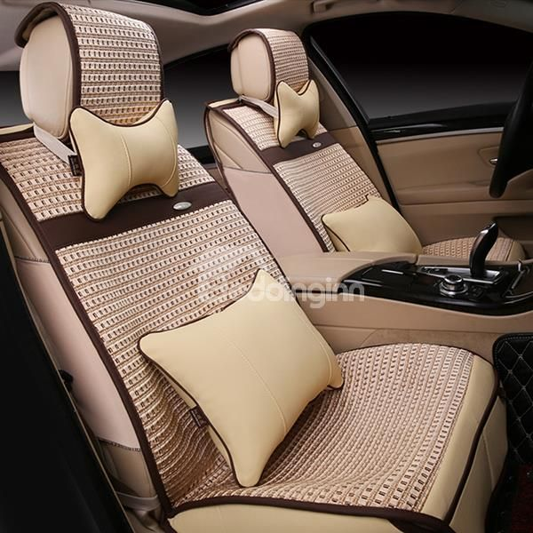 Perfect Color Match With High Quality Luxurious Car Seat Covers