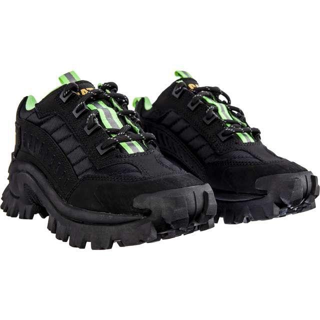 Sportowe Damskie Caterpillar Caterpillar Czarne Intruder 312 Black Boots Shoes Fashion Shoes