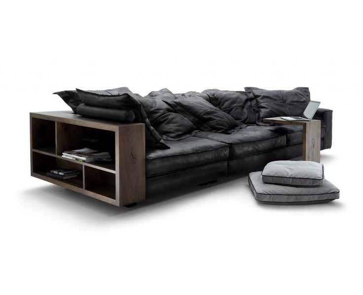 Tommy M Al Jazar Sofa Jenverso De Leder Mobel Couch Sofa