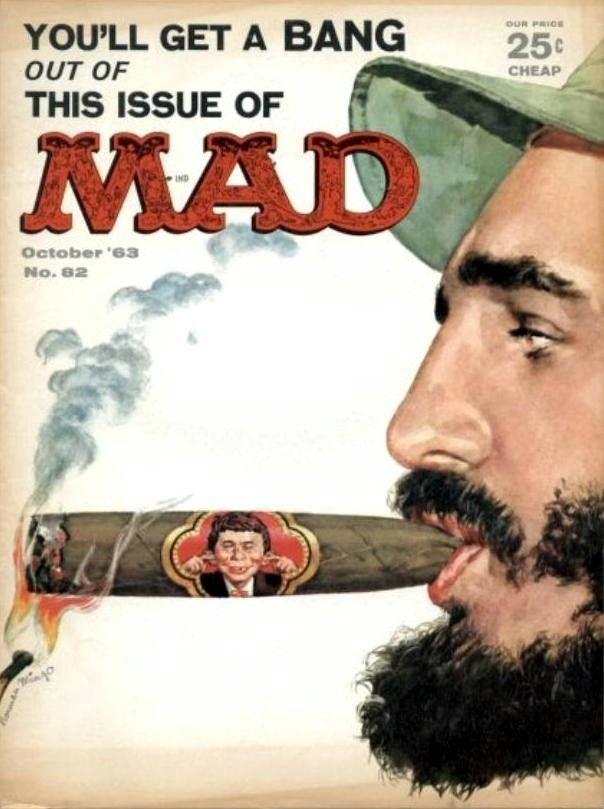 I don't like truth, ...EASTERN design office - thoughtviolenty: Fidel Castro !!! Hi, cuba