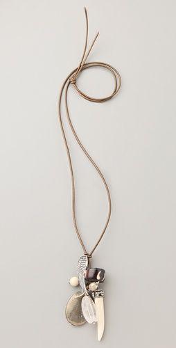 Chan Luu: Charms Necklace