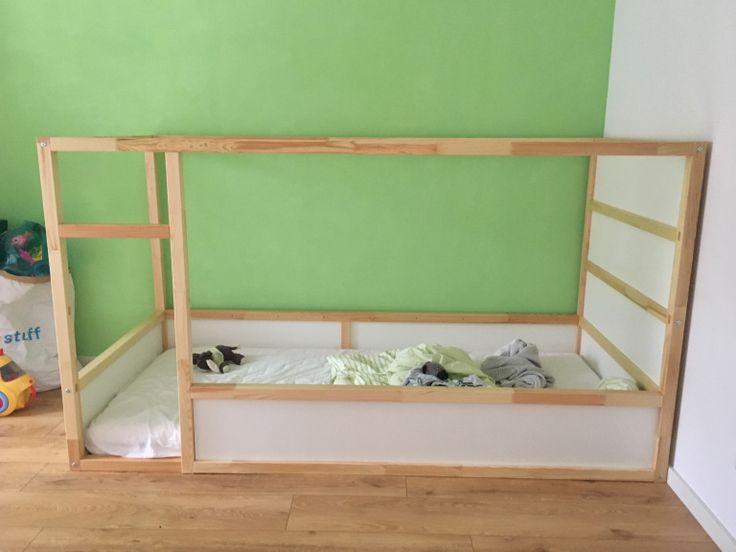 Die besten 25+ Alte betten Ideen auf Pinterest altes Bettgestell - schlafzimmer mit bettüberbau