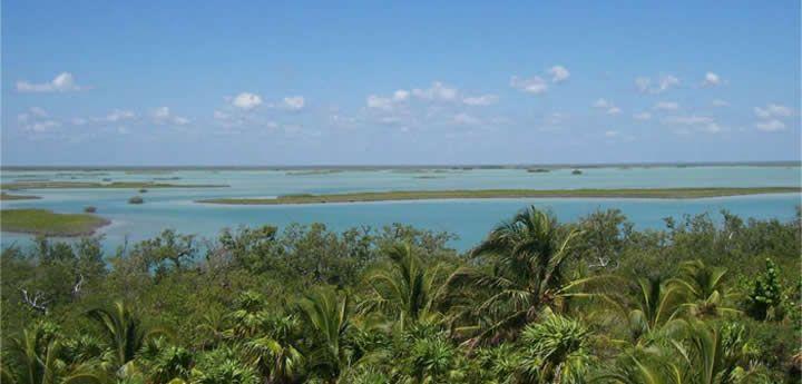 Sian Kaan Biosphere Reserve Riviera Maya , Quintana Roo, Mexico