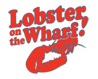 Lobster on the Wharf Logo