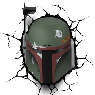 3D Deco Light Star Wars Boba Fett 3D Night Light by 3D Deco Light - $22.49