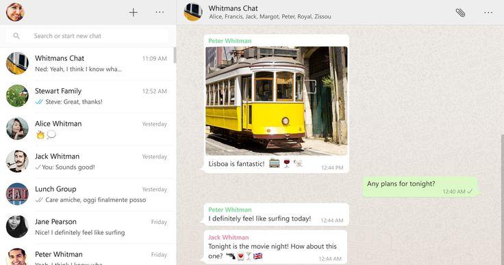 WhatsApp Desktop im Mac App Store verfügbar