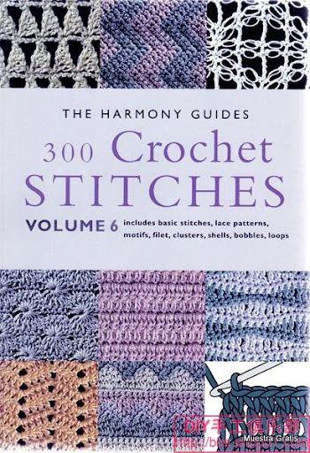 300 CROCHET STICHES - Lita Zeta - Álbumes web de Picasa