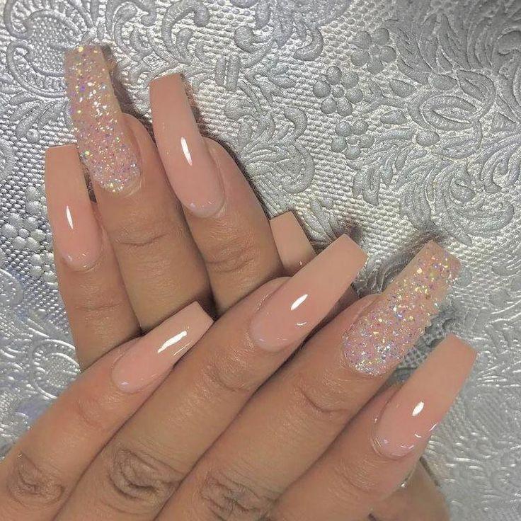 Acrylicnaildesigns Pretty Acrylic Nails Long Nails Coffin Nails Designs