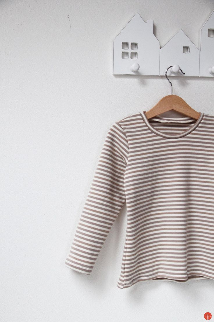 Kids t-shirt made from local organic cotton