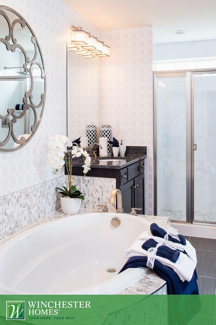 31 best Bathrooms images on Pinterest | Bathrooms, Master bathroom ...