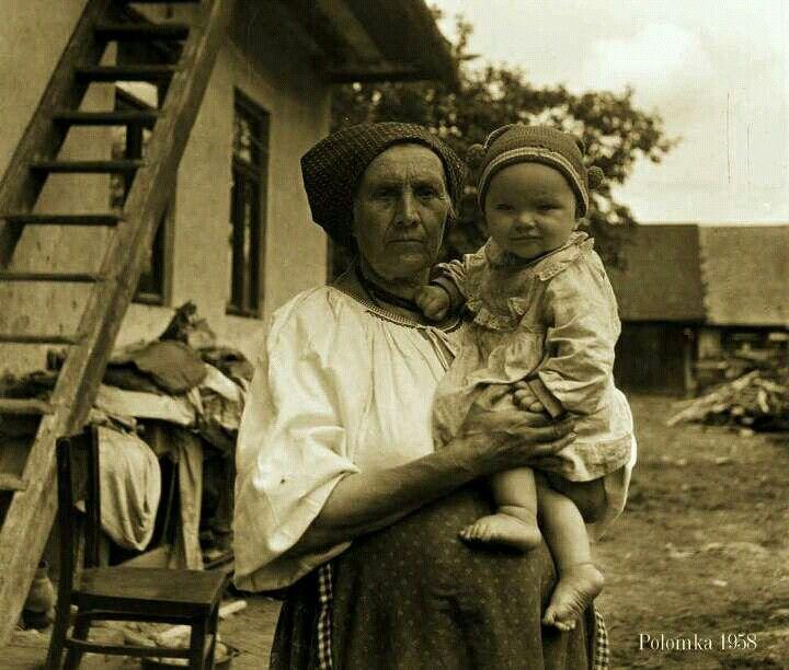 Polomka, 1958