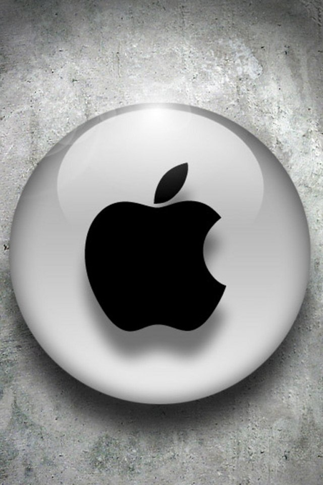 See Through Apple Symbol Wallpaper Backgrounds for