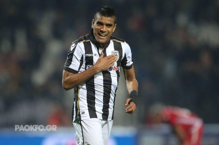 #Matos #PAOKPLAT #scorer #PamePAOKARA #PAOK