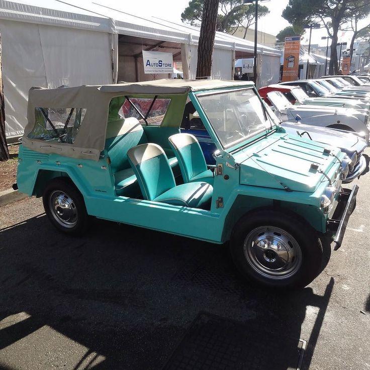 "Fiat 600 ""Jungla"" by Savio #fiat600 #jungla #savio #coachbuilt by classicvirus"