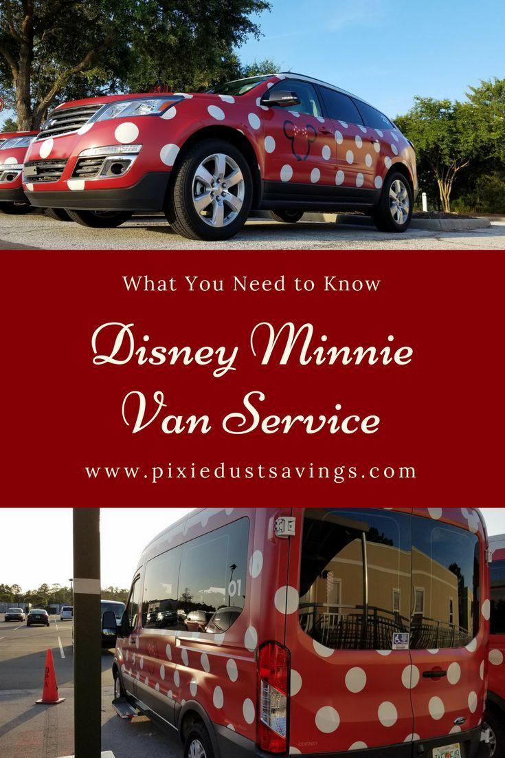 Is The Disney Minnie Van Service Right For You Disney Transportation Walt Disney World Vacations Disney World Transportation