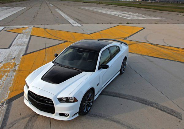 Dodge Charger SRT8 mit 392 Appearance Package
