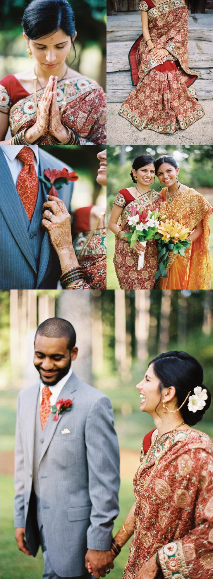 interfaith wedding via weddingnouveau.com