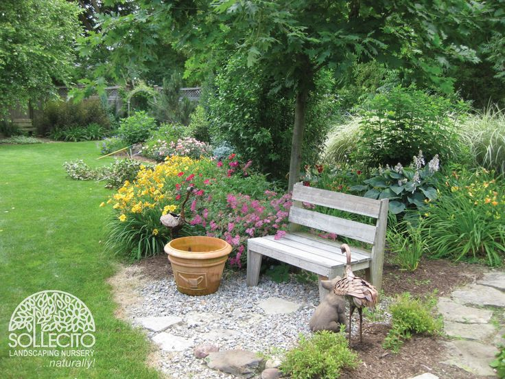 www.Sollecito.com - Backyard landscaping ideas.
